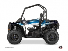 Polaris ACE 325-570-900 UTV Raider Graphic Kit Blue