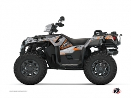 Kit Déco Quad Redrock Polaris 1000 Sportsman XP S Forest Gris Orange