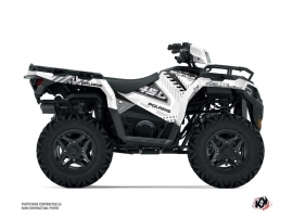 Kit Déco Quad Redrock Polaris 450 Sportsman Blanc
