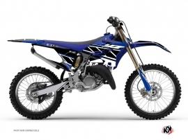 Yamaha 250 YZ Dirt Bike Replica Graphic Kit Blue