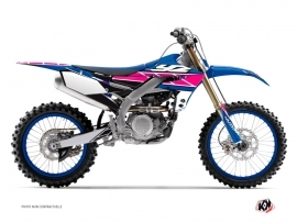 Kit Déco Moto Cross Replica Yamaha 450 YZF Rose