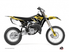 Yamaha 85 YZ Dirt Bike Replica Graphic Kit Yellow