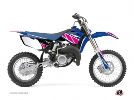Kit Déco Moto Cross Replica Yamaha 85 YZ Rose