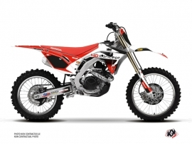 Kit Déco Moto Cross Replica BOS Honda 250 CRF