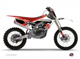 Yamaha 250 YZF Dirt Bike Replica BOS Graphic Kit