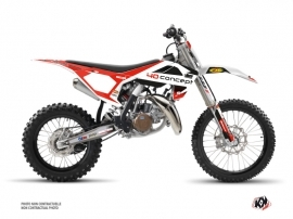 Husqvarna 85 TC Dirt Bike Replica BOS Graphic Kit