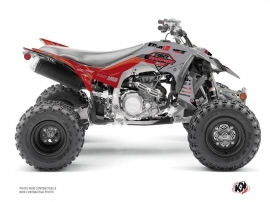 Yamaha 450 YFZ R ATV Replica By Rapport K20 Graphic Kit Grey Red