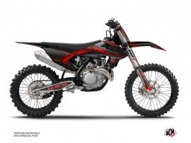 KTM 350 SXF Dirt Bike Replica Thomas Corsi Graphic Kit