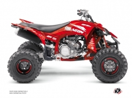 Yamaha 450 YFZ R ATV Replica Drag On Distribution PDV 2019 Graphic Kit