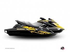 Yamaha FX Jet-Ski Replica Graphic Kit Yellow