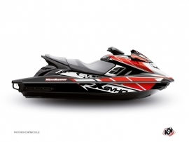 Yamaha FX Jet-Ski Replica Graphic Kit Red
