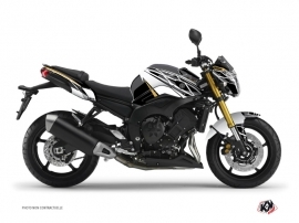 Yamaha FZ 8 Street Bike Replica Graphic Kit Brown