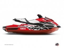 Yamaha GP 1800 Jet-Ski Replica Graphic Kit Red