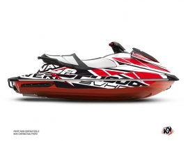 Yamaha GP 1800 Jet-Ski Replica Graphic Kit Red