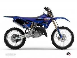 Kit Déco Moto Cross Replica Kaven Benoit K21 Yamaha 125 YZ