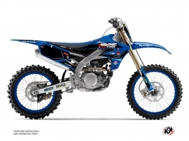 Yamaha 250 YZF Dirt Bike Replica Kaven Benoit K21 Graphic Kit