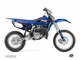 Yamaha 85 YZ Dirt Bike Replica Kaven Benoit K21 Graphic Kit