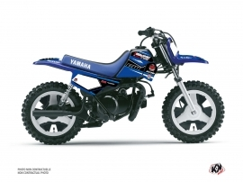 Yamaha PW 50 Dirt Bike Replica Kaven Benoit K21 Graphic Kit