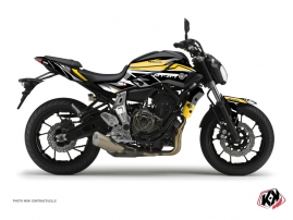 Yamaha MT 07 Street Bike Replica Graphic Kit 60th Anniversary
