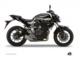 Yamaha MT 07 Street Bike Replica Graphic Kit Brown