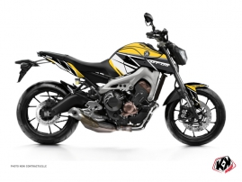 Yamaha MT 09 Street Bike Replica Graphic Kit 60th Anniversary