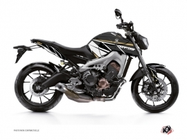 Yamaha MT 09 Street Bike Replica Graphic Kit Brown