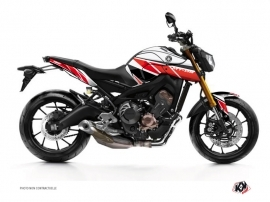 Yamaha MT 09 Street Bike Replica Graphic Kit Red