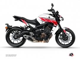 Kit Déco Moto Replica Yamaha MT 09 Rouge
