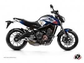 Yamaha MT 09 Street Bike Replica Graphic Kit Toniutti