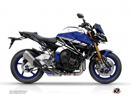 Yamaha MT 10 Street Bike Replica Graphic Kit Blue