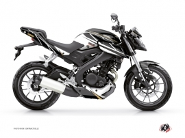 Yamaha MT 125 Street Bike Replica Graphic Kit Brown