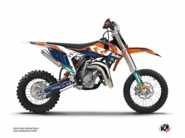 KTM 50 SX Dirt Bike Replica Pichon Graphic Kit