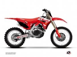 Honda 250 CRF Dirt Bike Replica Team Pichon K20 Graphic Kit