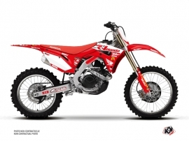 Honda 450 CRF Dirt Bike Replica Team PICHON K20 Graphic Kit