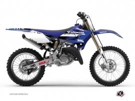 Yamaha 125 YZ Dirt Bike Replica Potisek Graphic Kit 2018