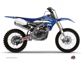 Yamaha 250 YZF Dirt Bike Replica Potisek Graphic Kit 2017-2018