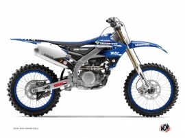 Kit Déco Moto Cross Replica Potisek Yamaha 450 YZF 2018
