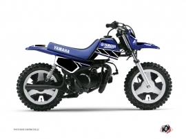 Yamaha PW 50 Dirt Bike Replica Graphic Kit Blue
