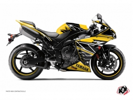 Yamaha R1 Street Bike Replica Graphic Kit 60th Anniversary