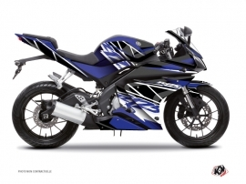 Yamaha R125 Street Bike Replica Graphic Kit Blue