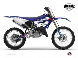 Yamaha 250 YZ Dirt Bike Replica Team 2b Graphic Kit LIGHT