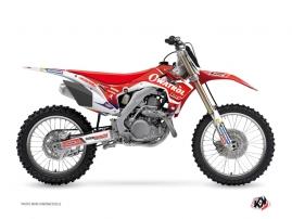 Honda 450 CRF Dirt Bike Replica Team Luc1 Graphic Kit 2016