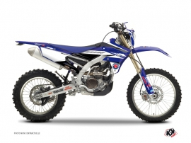 Yamaha 450 WRF Dirt Bike Replica Team Outsiders Graphic Kit 2016