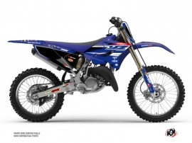Yamaha 125 YZ Dirt Bike Replica Team Outsiders Graphic Kit 2018