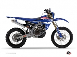 Yamaha 250 WRF Dirt Bike Replica Team Outsiders Graphic Kit 2018