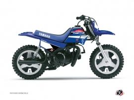 Yamaha PW 50 Dirt Bike Replica Team Outsiders Graphic Kit 2018