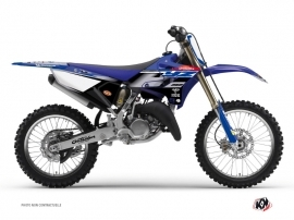 Yamaha 250 YZ Dirt Bike Replica Team Outsiders 2020 Graphic Kit