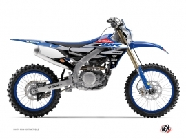 Yamaha 450 WRF Dirt Bike Replica Team Outsiders 2020 Graphic Kit