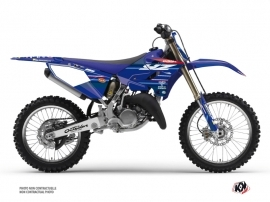 Yamaha 250 YZ Dirt Bike Replica Team Outsiders K21 Graphic Kit