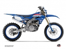 Yamaha 450 WRF Dirt Bike Replica Team Outsiders K21 Graphic Kit